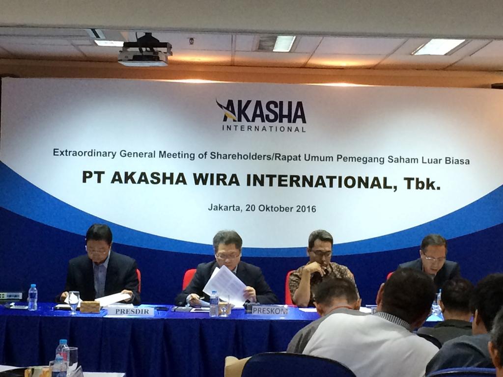 Rapat telah menyetujui penunjukan Bapak Wihardjo Hadiseputro sebagai Presiden Direktur yang baru menggantikan Bapak Martin Jimi