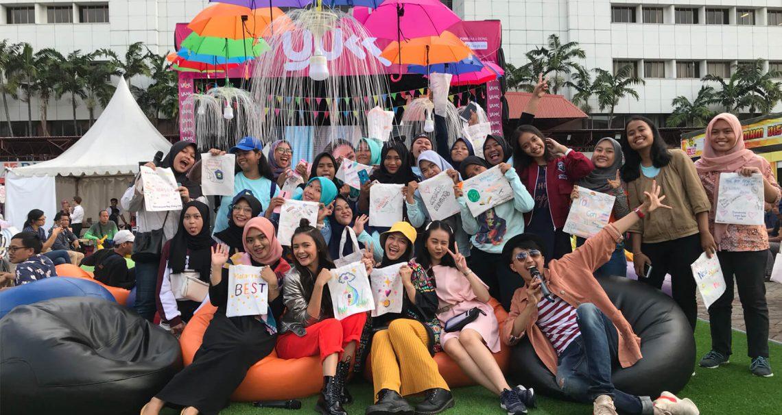 All About Hair With Amanda Rawless & Tasya Kissty At Big Bang Jakarta 2019